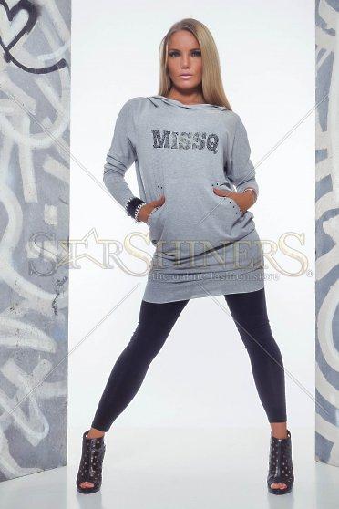 Rochie MissQ Extreme Effect Grey