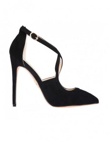 Pantofi LouLou negri