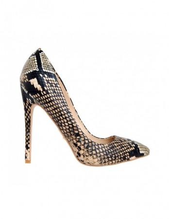 Pantofi Tabitha Animal Print