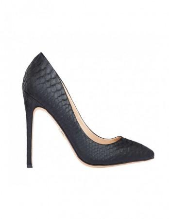 Pantofi Tabitha cu imprimeu piton