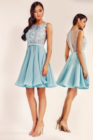 Rochie Ana Radu Breathtaking Look LightBlue