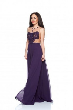 Rochie Ana Radu Domination Purple