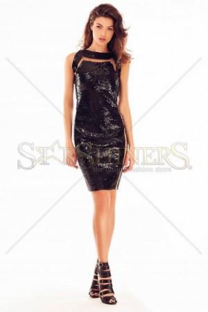 Rochie Ana Radu Glamy Spirit Black