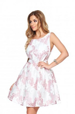 Rochie Artista Beautify Lady White