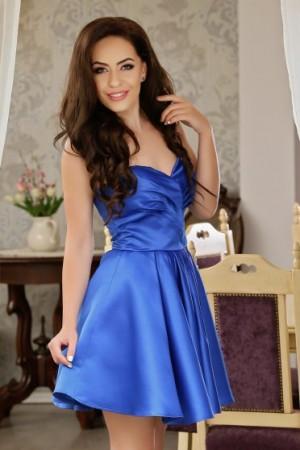 Rochie Artista Brillance Blue