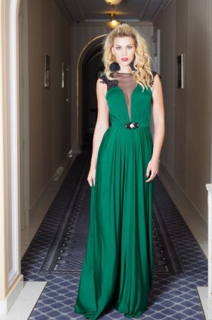 Rochie Artista Greatness Green