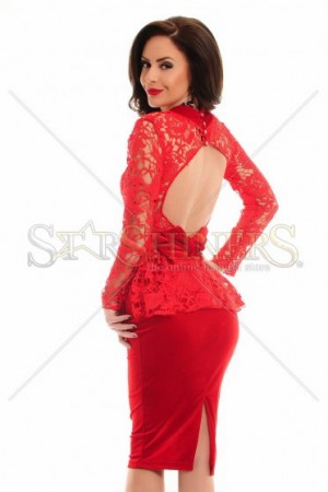 Rochie Artista Imperial Lady Red