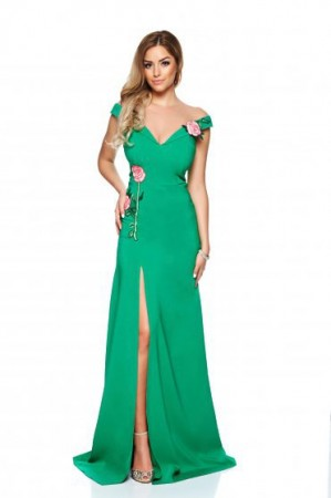Rochie Artista Magnetic Diva Green