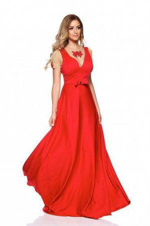 Rochie Artista Magnetic Look Red