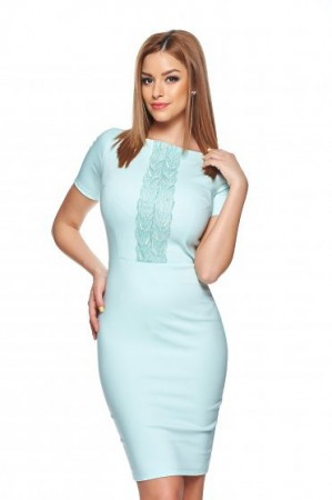Rochie Artista Motivation LightBlue