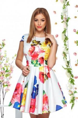 Rochie Artista Spring Enchantment White