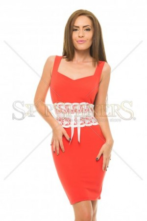 Rochie Artista Unfogetable Grace Red