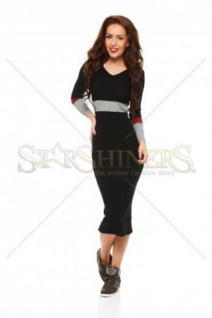 Rochie Attractive Allure Black
