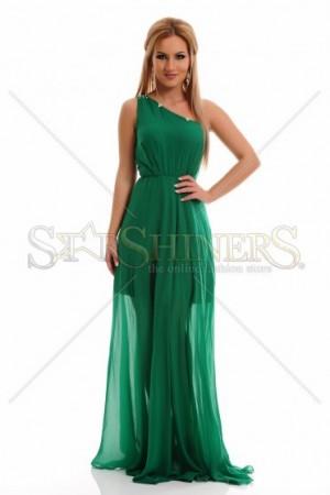 Rochie BB Simplicity Green