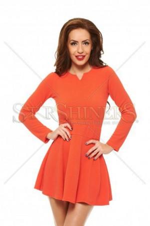 Rochie Cosy Fashion Orange