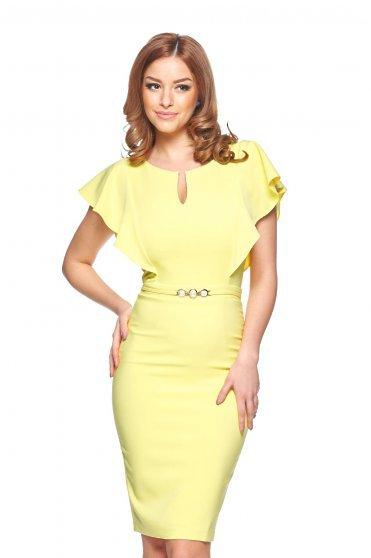 Rochie LaDonna Chic Leader Yellow