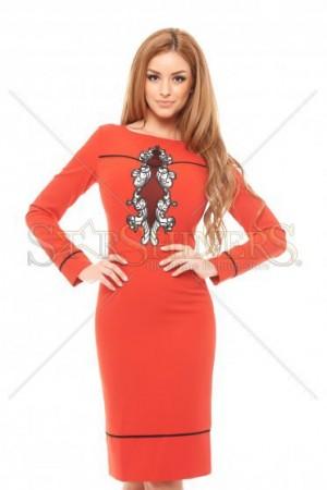 Rochie LaDonna Felicity Red