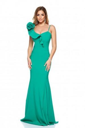 Rochie LaDonna Grace Delicacy Green