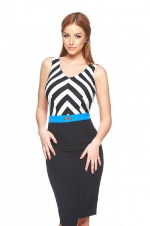 Rochie LaDonna Perfectly Shape Blue