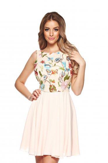 Rochie LaDonna Spring Fashion Peach