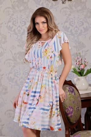 Rochie LaDonna Summer Style LightBlue
