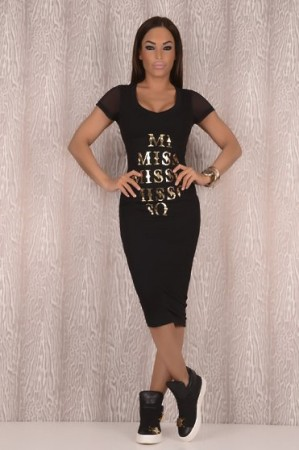 Rochie MissQ Always Right Black