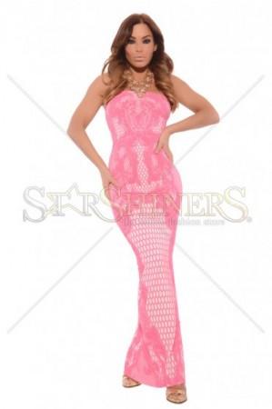Rochie MissQ Fantastic Look Pink