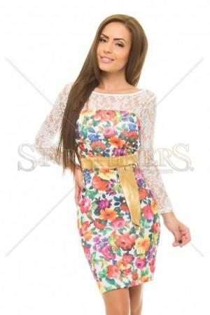 Rochie MissQ Fashion Position White