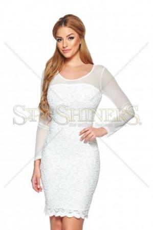 Rochie MissQ LaFemme White