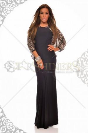 Rochie MissQ Lady Election Black