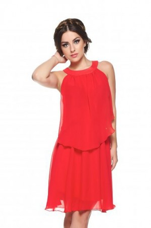 Rochie MissQ Queen Bee Red
