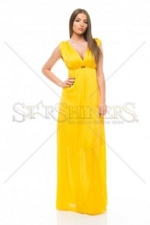 Rochie PrettyGirl Chromatic Yellow