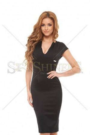 Rochie PrettyGirl Delicate Black