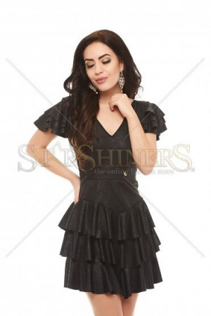 Rochie PrettyGirl Delighted Black