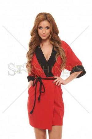 Rochie PrettyGirl Eclipse Red