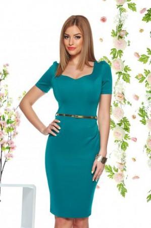 Rochie PrettyGirl Enchantment Green