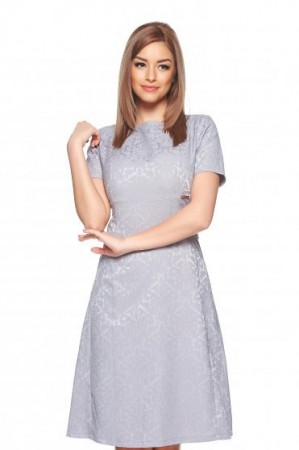 Rochie PrettyGirl Motivation Grey