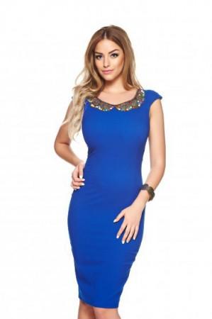 Rochie PrettyGirl Pretentious Blue