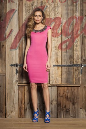 Rochie PrettyGirl Pretentious Pink