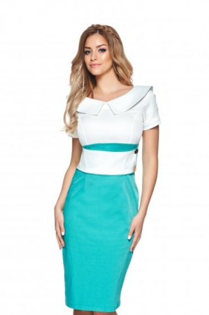 Rochie PrettyGirl Reference Turquoise