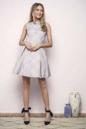 Rochie PrettyGirl Special Touch Grey