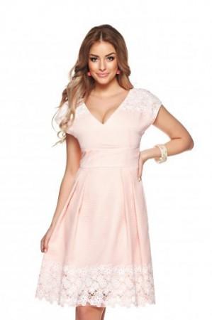 Rochie PrettyGirl Style Look Peach