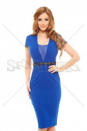 Rochie PrettyGirl True Love Blue