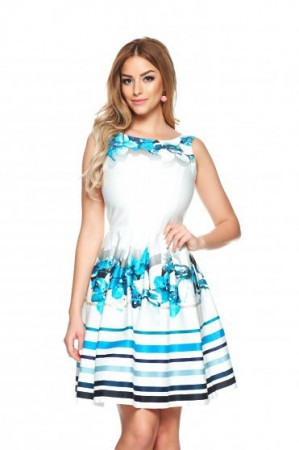 Rochie Promoter Blue