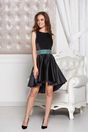 Rochie StarShinerS Adorable You Black