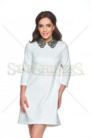 Rochie StarShinerS Compliments White
