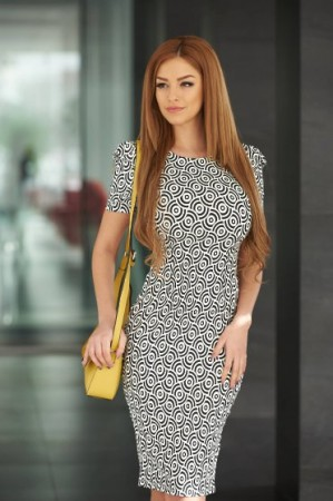 Rochie StarShinerS Connection Black