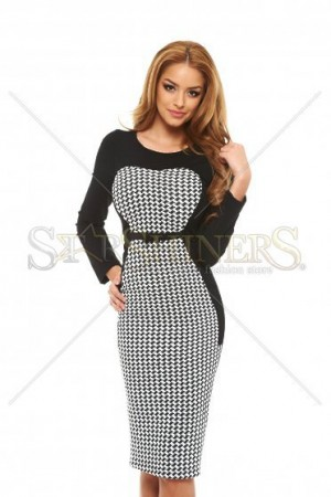 Rochie StarShinerS Distinction Black