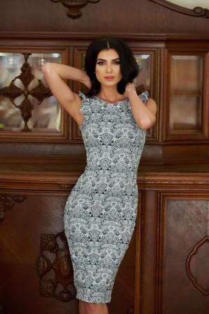 Rochie StarShinerS Elegant Lady Blue