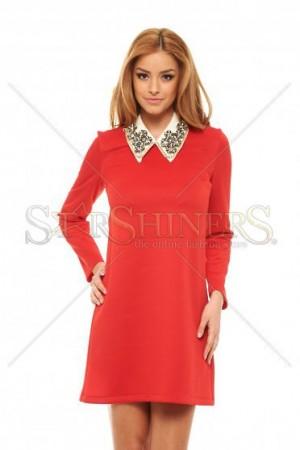 Rochie StarShinerS Energising Red